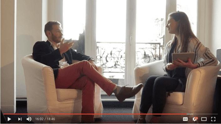 Interview Tim Demoures - Eloquens